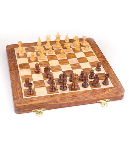 Desi Karigar Magnetic Chess Set 10
