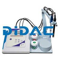Bench with Stirrer with Cell Analyser