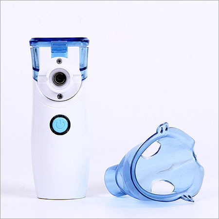 Mini Handy Nebulizer with Battery and USB Cable