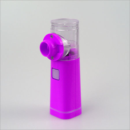 Mini Piston Atomizer Nebulizer for Asthma
