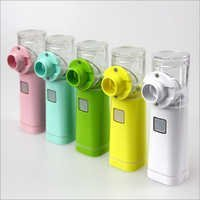High Flow Portable Nebulizer Machine