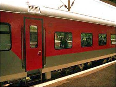 Train Window Rubber Profile
