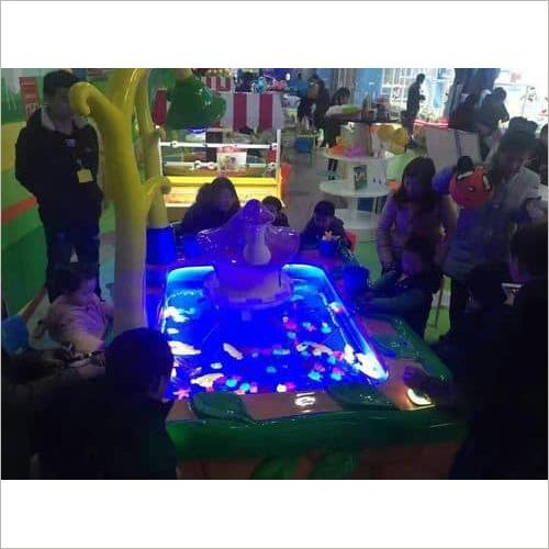 Inflatable Kiddie Pool Toy