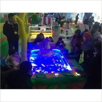 Inflatable Kiddie Pool Toy