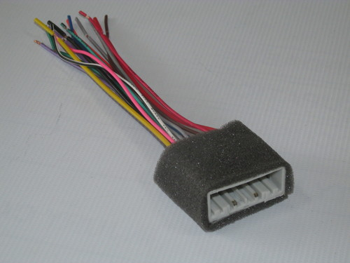 Honda City Audio Connector