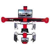3D Wheel Alignment for Car & LCV
