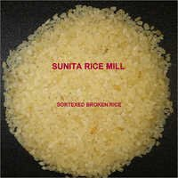 Parboiled  100 % Broken Rice