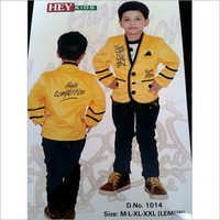 Boys Coat Pants