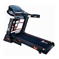 Treadmill with Heart Rate Sensor