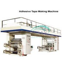 Adhesive Tape Roll Making Machine