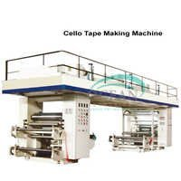 BOPP Rolls Making Machine