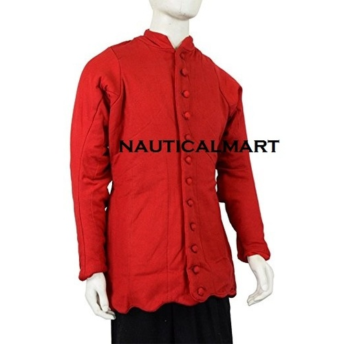 Late 14th Century Gambeson - Red