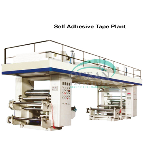BOPP Adhesive Tape Coating Machine Line