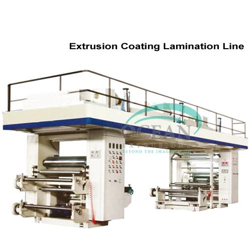 BOPP Tape Lamination Machine