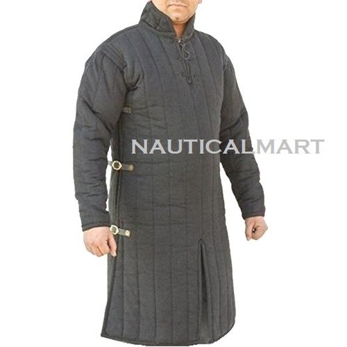 Side-Buckled Gambeson