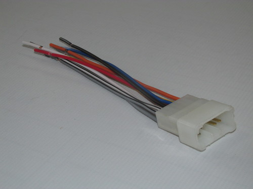Toyota Etios Audio Connector