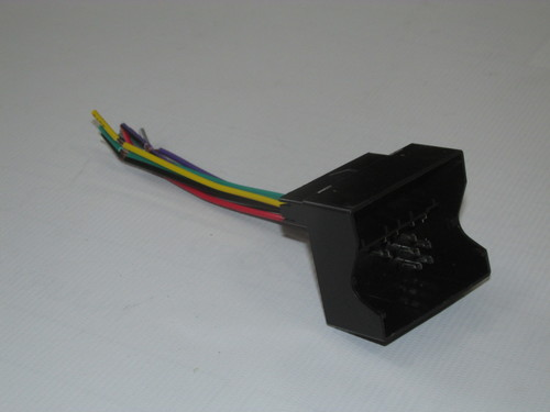 Skoda & VW Audio Connector