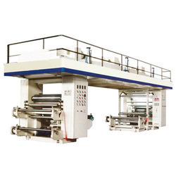 BOPP Self Adhesive Tape Machine