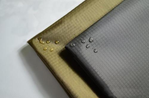 PU Coated Nylon Bags Fabrics