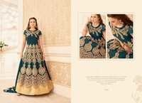 Buy Embroidery Work Anarkali Suit Online