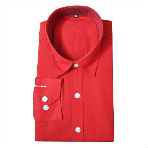 Matty Plain Casual Shirts
