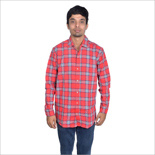 Stylish Check Shirt