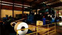 6-Hi Reversible Cold Rolling Mill