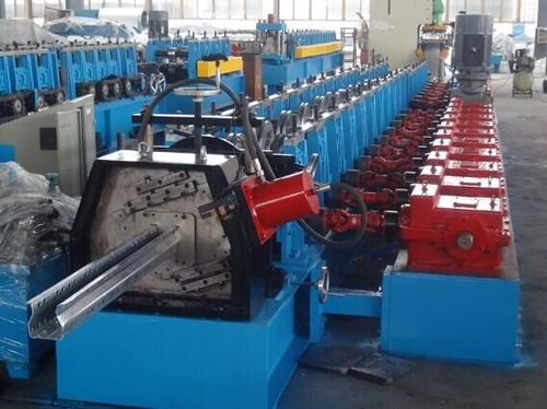 Stacking Column Roll Forming Machine