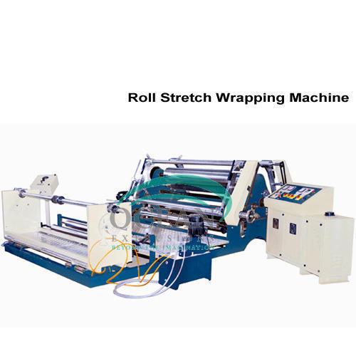 Roll Stretch Wrapping Machine
