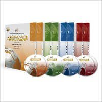 Arabic At Your Hands-Students 4 levels,8parts+8CDs
