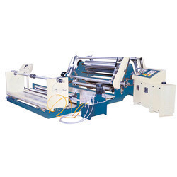 High Speed Slitting Rewinding Machine