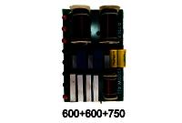 Speaker Crossover-600+600+750