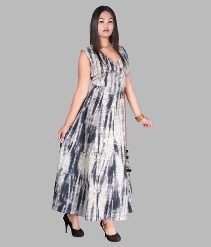 Girls & Women Cotton  Long Dress