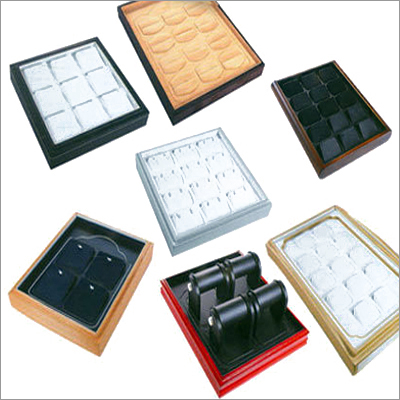 Jewellery Display Trays