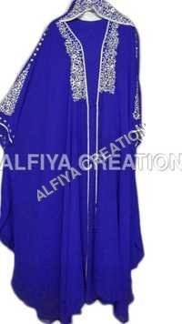 Arabic Fancy Islamic jalabiya kaftan