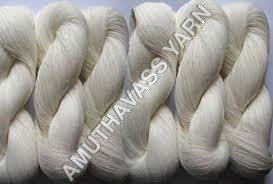 Grey Hank Yarn