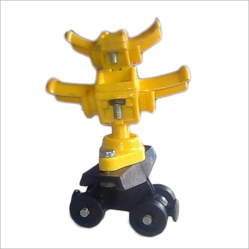 Crane Trolley Assembly Parts