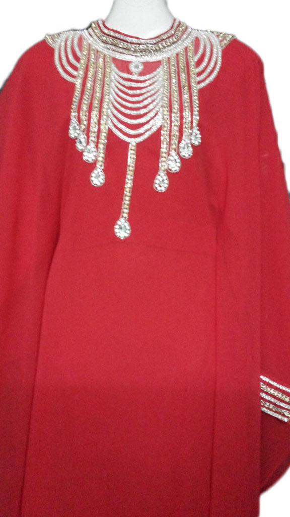 Full Sleeves Fancy Kaftan