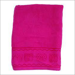 Double Jacquard Towels