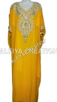 Evening Wear Beaded Kaftan Farasha