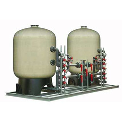 Activated Carbon Filter Plant