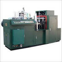 Automatic Disposable Glass Making Machine