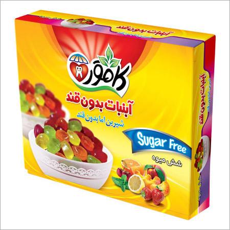 Sugar Free Fruity Candy