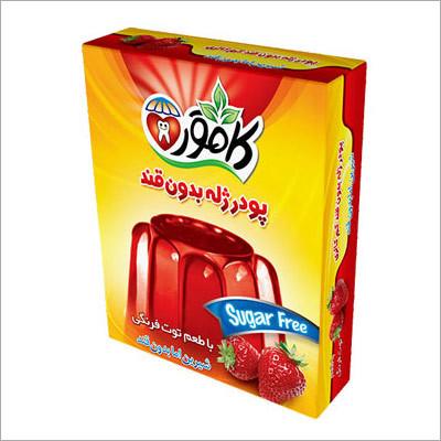 Strawberry Jelly Powder