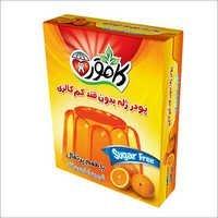 Orange Jelly Powder