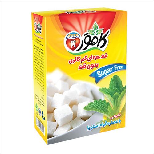 White Sugar Free Cubes
