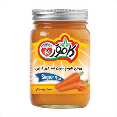 Sugar Free Carrot Jam