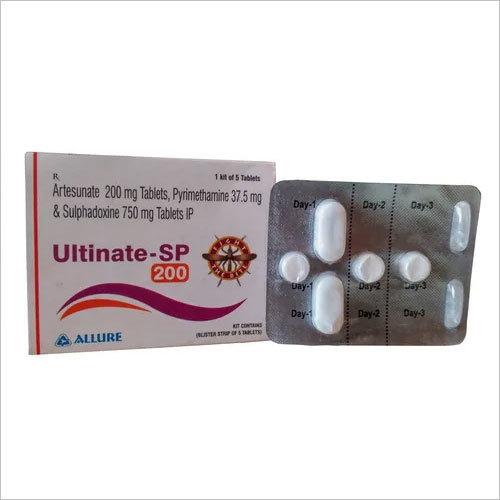 Artesunate, Pyrimethamine, Sulphadoxine Tablets
