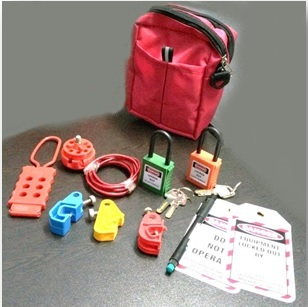 Safety Lockout Station Pouch Kit