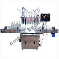 Eight Head Liquid Filling Machine